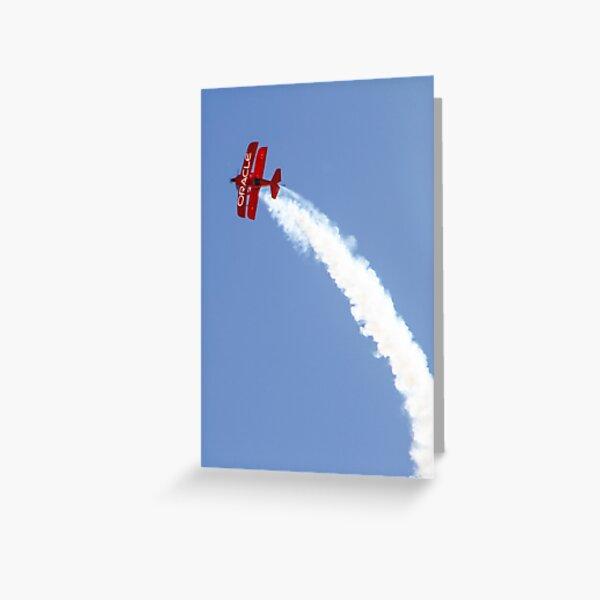 Acrobatic Oracle Greeting Card