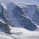 Piz Palu Switzerland by Monica Engeler