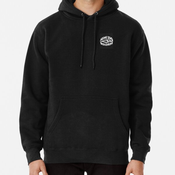 Seine zoo records Pullover Hoodie