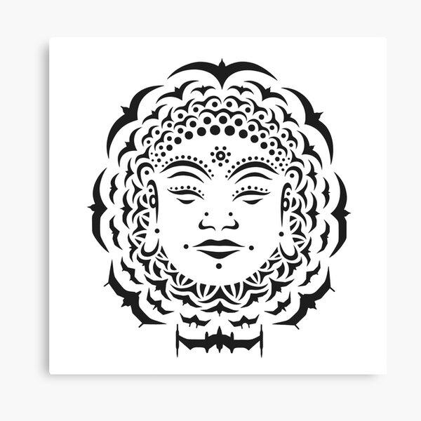 Buddha Mind Canvas Print