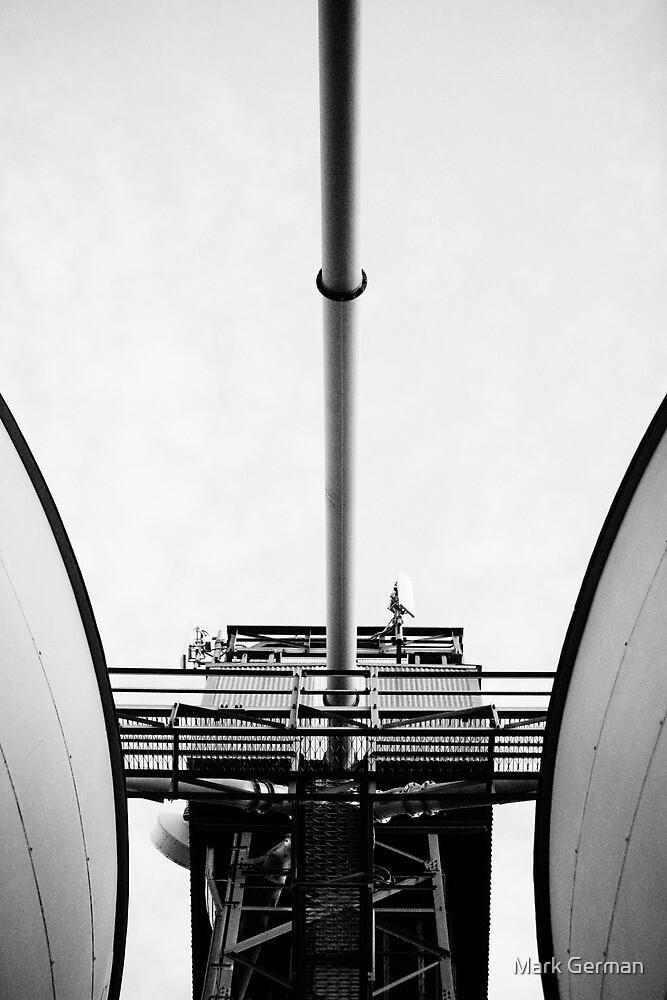 Silos, Deniliquin #1 by Mark German