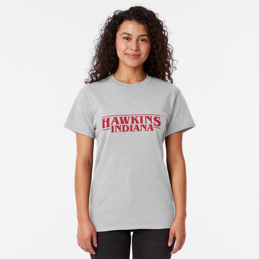 Not in Hawkins Anymore Classic T-Shirt