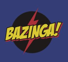 bazinga - big bang theory