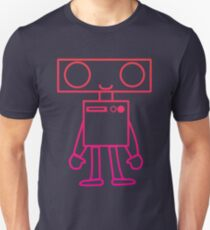 Lil' Robo Rockin' Pink T-Shirt