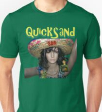 Sand Dollar Rodeo - Quick Sand Album Artwork Slim Fit T-Shirt