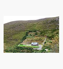 Irish Mountains Photographic Print