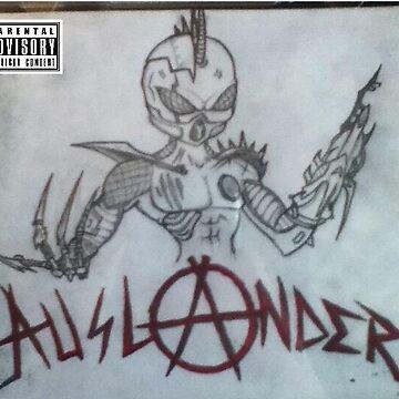 auslander album cover by mcfisturanalcav