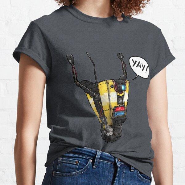 Happy Claptrap Classic T-Shirt