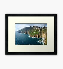 sleive league Framed Print