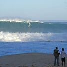 Banzai Beach Hawaii by kevin smith  skystudiohawaii