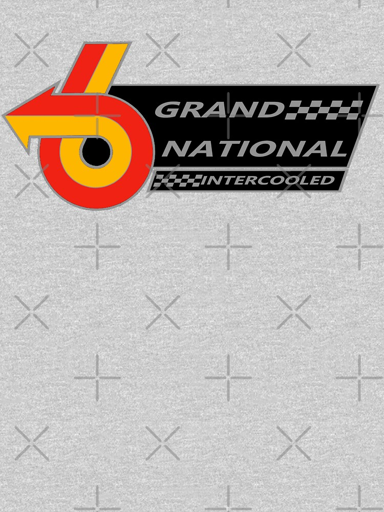 Grand National Intercooled Decal by CharJens