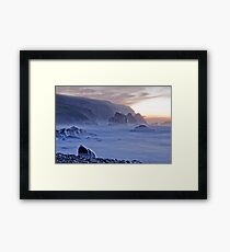 Port sundown glencolmcille Framed Print