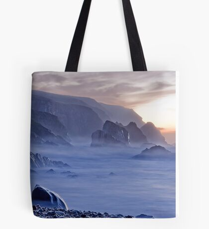 Port sundown glencolmcille Tote Bag