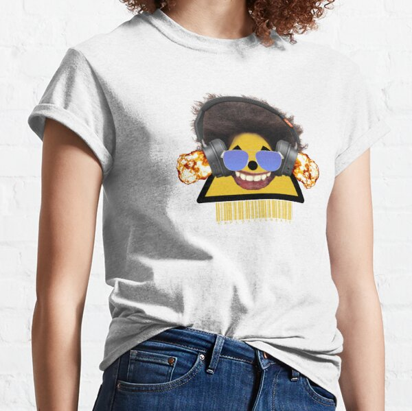 Explosive Beats (Radioactive intake) Classic T-Shirt