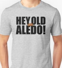 Sand Dollar Rodeo - Old Aledo Slim Fit T-Shirt