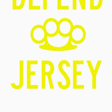 Defend Jersey Pt. III by edwardengland