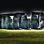 The Heat of Stonehenge by Vickie Emms
