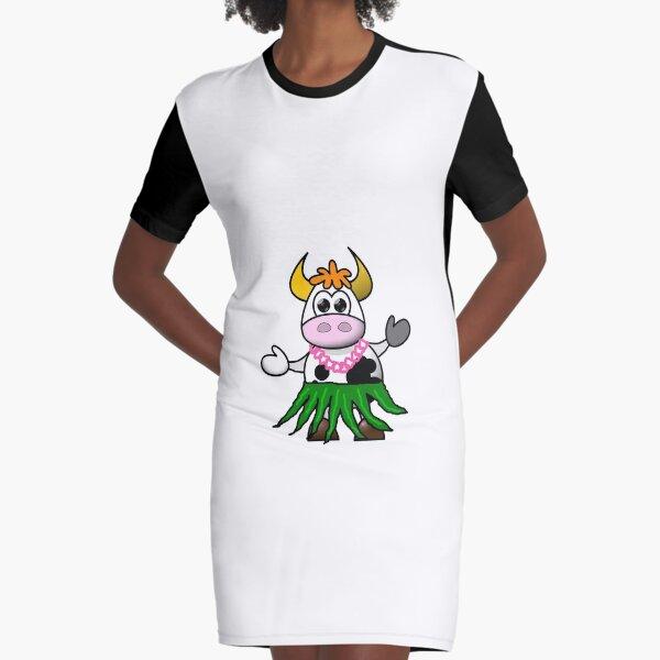 Hawai T-Shirt Kleid