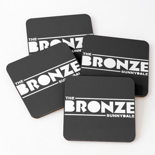 The Bronze - Buffy Coasters (Set of 4)