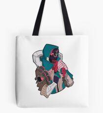 Fl4k vaporwave logo Tote Bag
