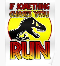 Dino RUN Poster