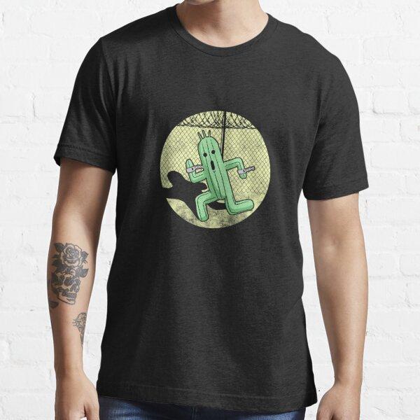 Escape from Cactuar Island- Final Fantasy Parody Essential T-Shirt