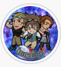 DreamersEcho Vol.I:RISE Chibi Design Sticker