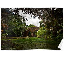 Batesford Bridge - Geelong Victoria Poster