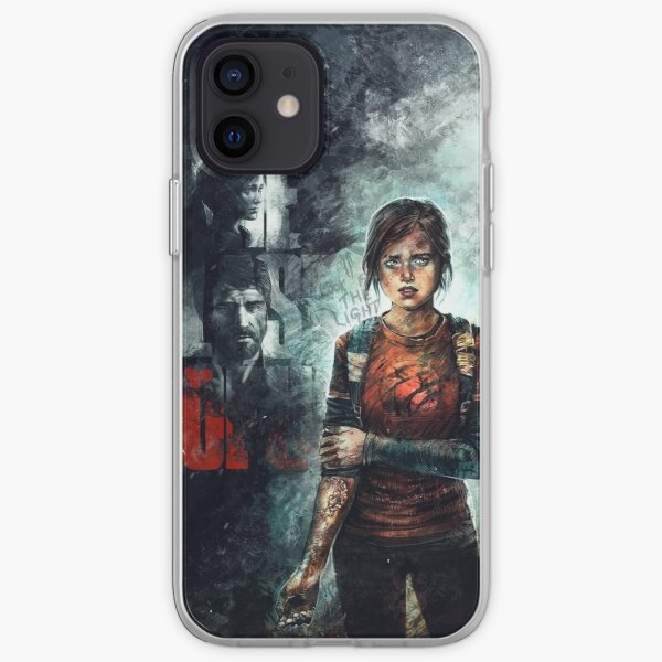 Ellie - The Last of Us iPhone Soft Case