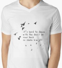 Florence and The Machine - Shake It Out V-Neck T-Shirt