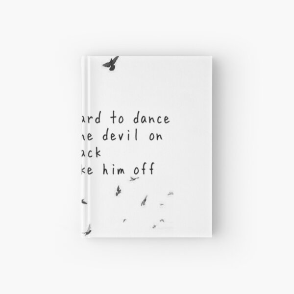 Florence and The Machine - Shake It Out Hardcover Journal