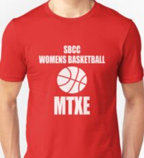 SBCC Women's Basketball - MTXE Slim Fit T-Shirt