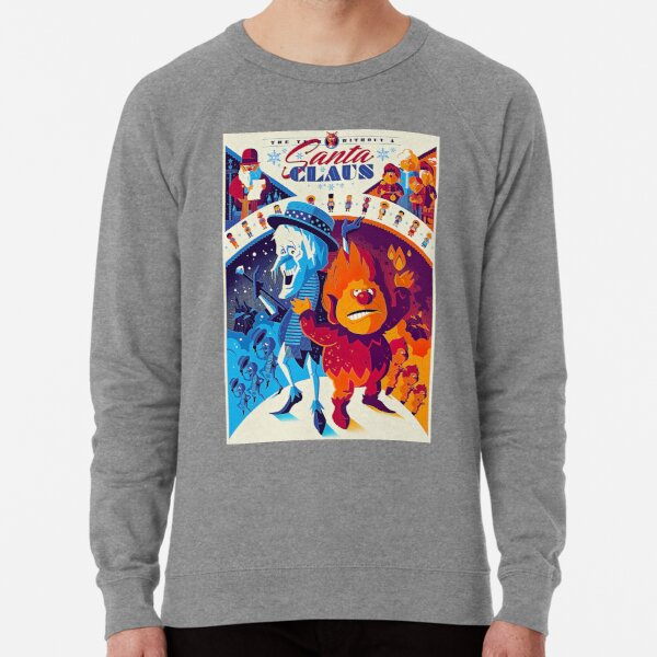 The Year Without A Santa Claus Lightweight Sweatshirt