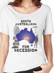 South Australians For Secession Women's Relaxed Fit T-Shirt