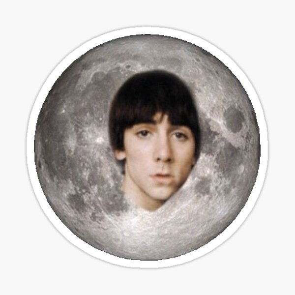 keith moon Sticker