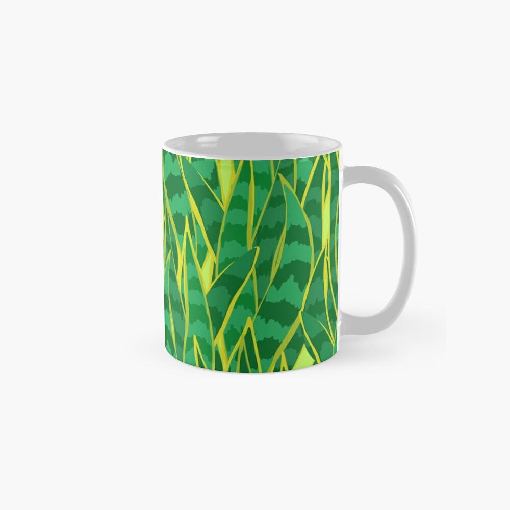 Snake Plant Jungle Mug