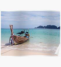 Pi Pi Island - Thailand Poster