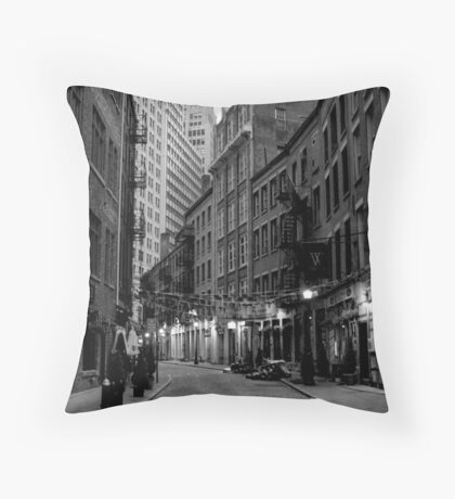 Cobblestones Throw Pillow