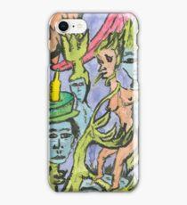 ecology-resized iPhone Case/Skin