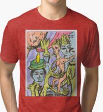 ecology-resized Tri-blend T-Shirt