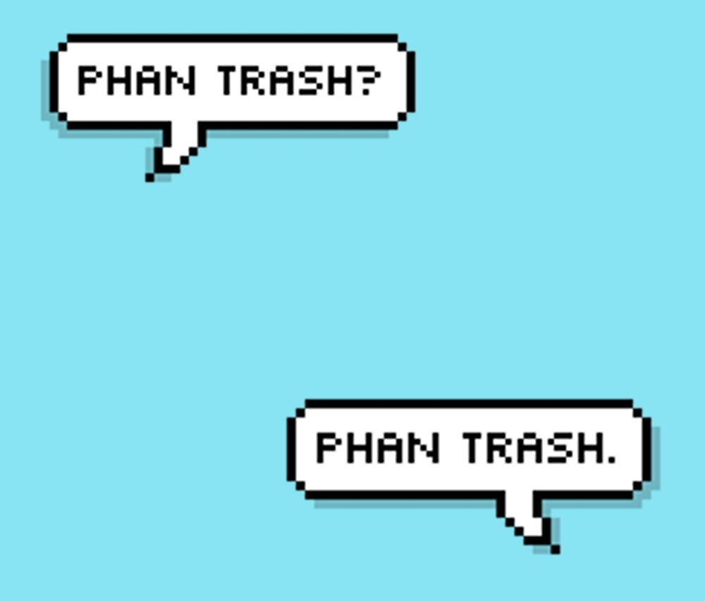 The Fault In Our Trash by ohshoot
