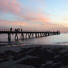 Glenelg Pier by philip73