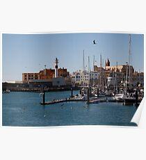 Rota Marina Poster