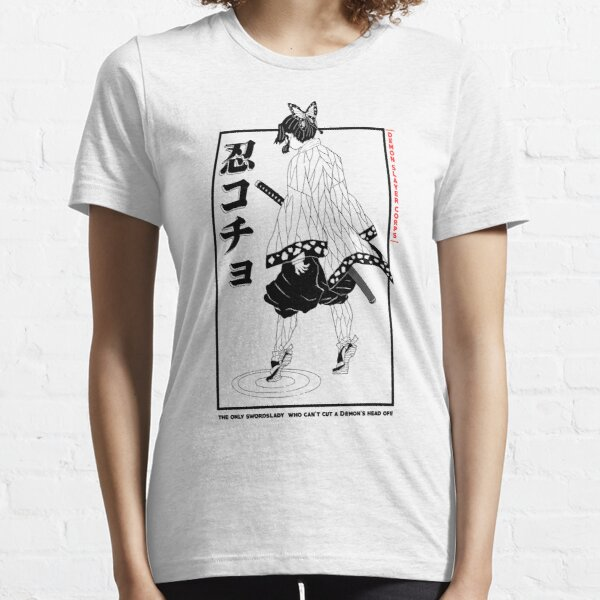 Shinobu, Kimetsu no yaiba T-shirt essentiel