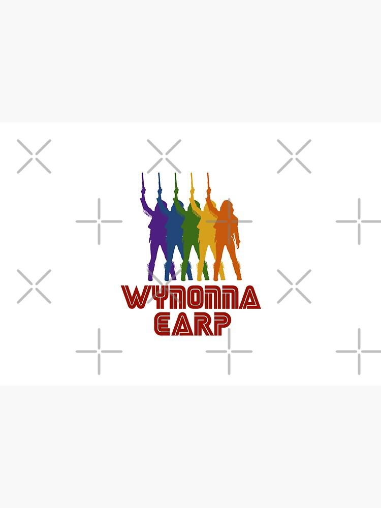 Pride Wynonna Earp Silhouettes by VikingElf