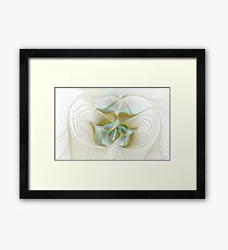 Angelic Forces Framed Print