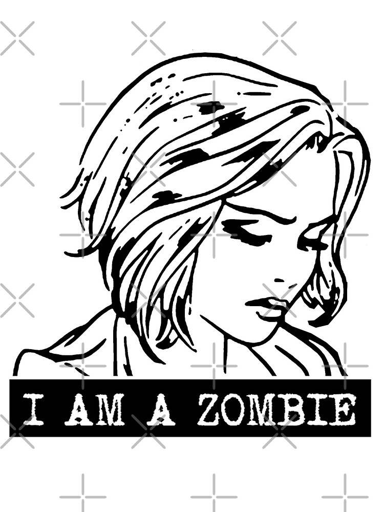 i am a zombie by athelstan