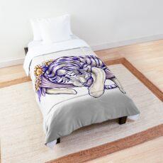 Sleeping Tiger Design Comforter