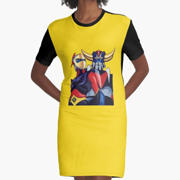GOLDRAKE  Graphic T-Shirt Dress