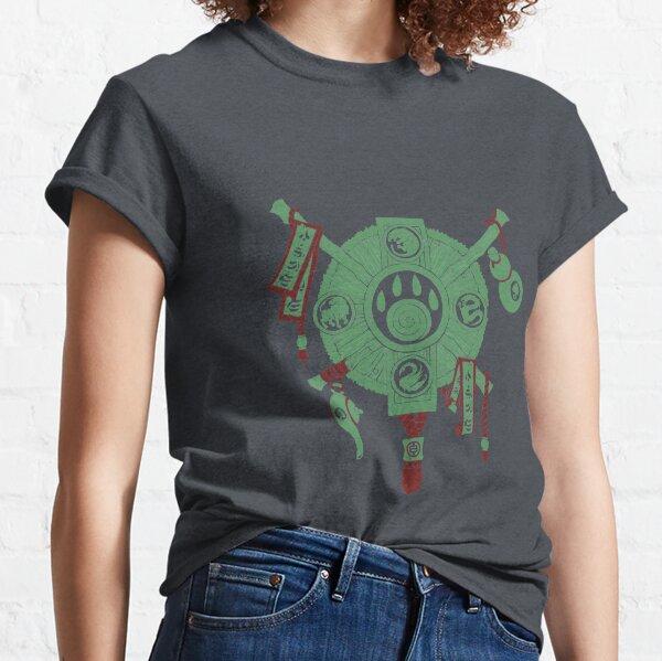 Pandaren Wappen - Jade Classic T-Shirt